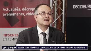 Rendez-vous du Chiffre 2021 : Romain Lemaire, Président, Belles Vues Finances