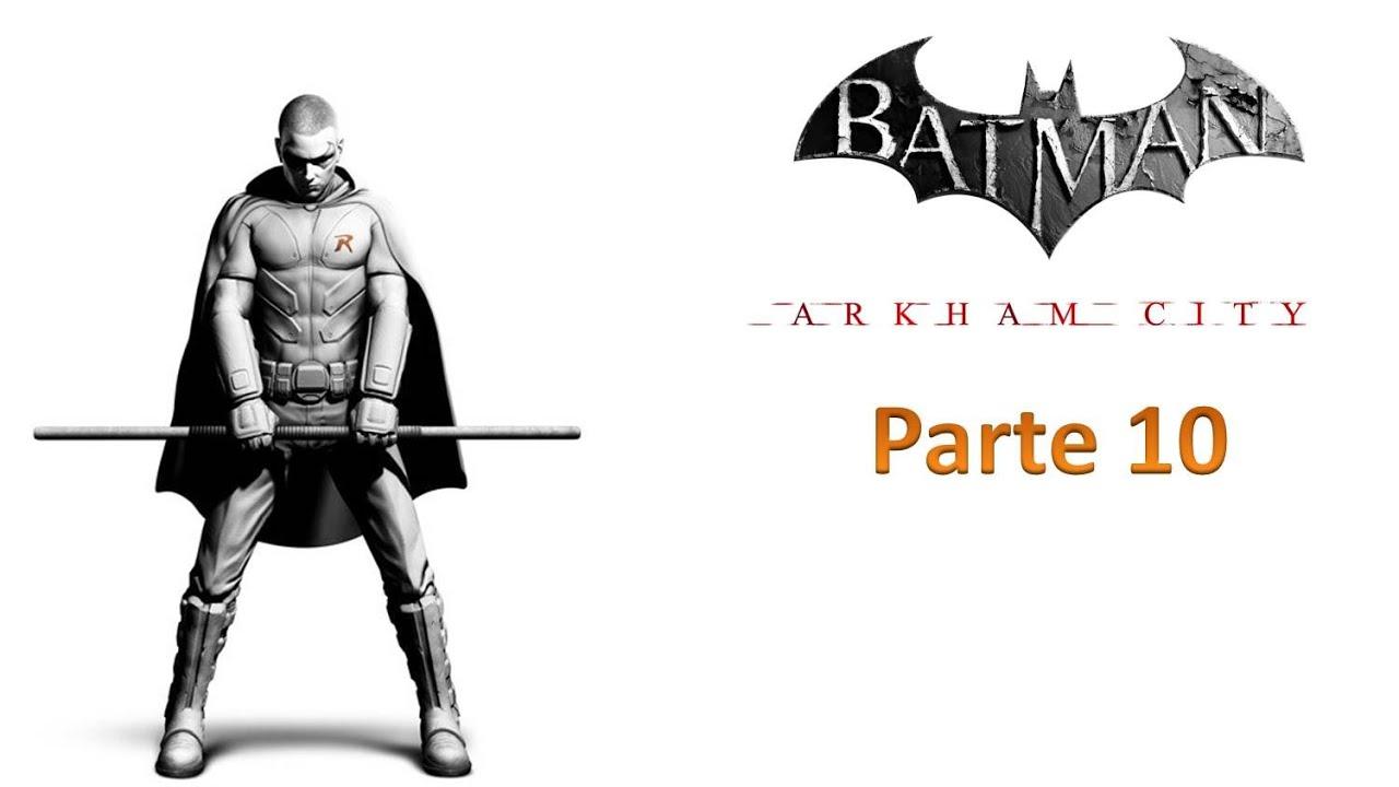 Batman Arkham City 10 Rastreo