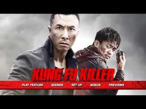 Kung Fu Killer DVD Menu