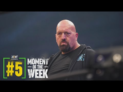 How did QT Marshall Piss Off the Wrong Guy? Watch What Happened!     AEW Dynamite, 8/11/21