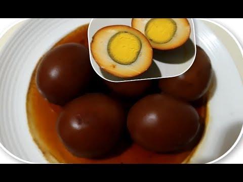 Resep Telur Pindang Coklat #resepsimple
