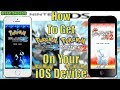 NDS4iOS: How To Get Pokemon Black 2/White 2 on an iOS Device 100% (FULL SPEED A7)