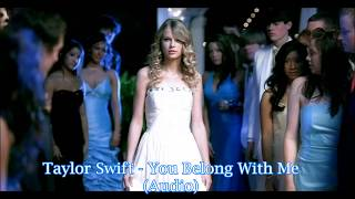 Video Taylor Swift - You Belong With Me (audio) download MP3, 3GP, MP4, WEBM, AVI, FLV Desember 2017