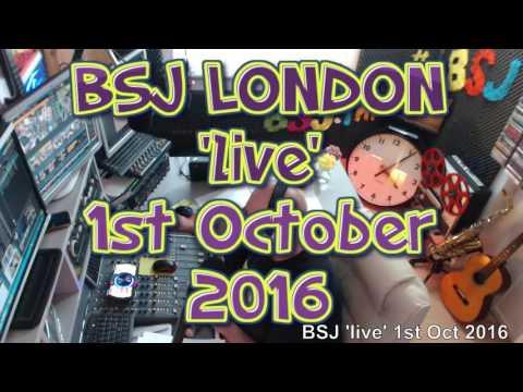 Best Smooth Jazz (1st October 2016) Host Rod Lucas