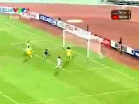 Việt nam Thái lan 2-1