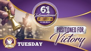 Tuesday Evening - Bethel United Church 61st International Holy Convocation 2018