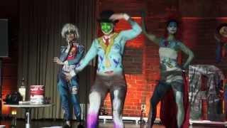 Body Art Theatre Performance @ RAW Melbourne Pavilion 21Nov2013 1080p25 WKWong