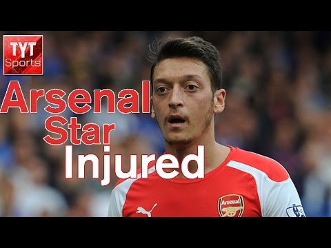 Mesut Ozil Injury, Arsenal Better or Worse?