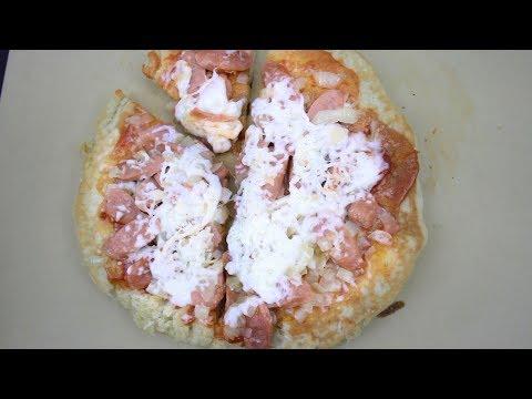 Resep PIZZA Teflon (No Oven Tanpa Gosong)