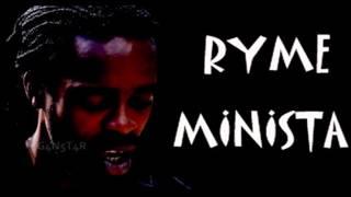 Ryme Minista - Fish Inna Dutty Wata (Alkaline Diss Pt. 2) - March 2014 @RymeMinista