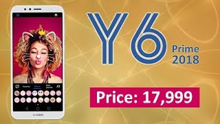 Huawei Y6 Prime 2018 Launched in Pakistan | My Honest Review