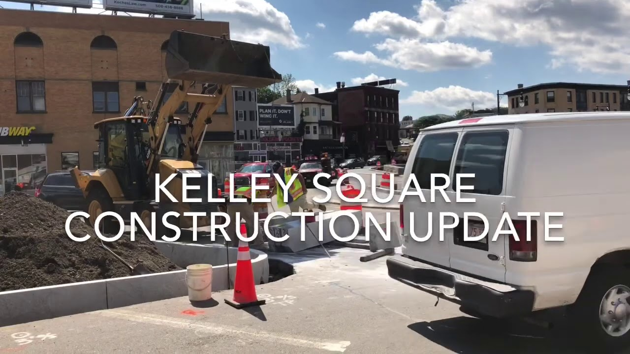 Worcester Kelley Sq. Update