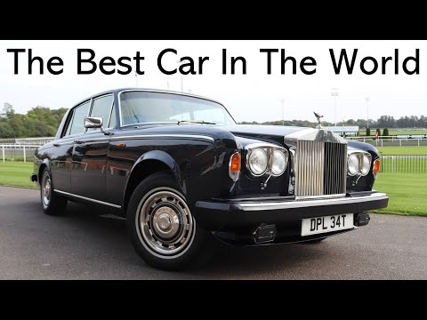Rolls Royce Silver Shadow – The Best Car In The World (1979 Silver Shadow 2 Driven)