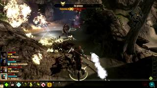 Dragon Age 2 pc gameplay ita 720p HD (1/2)