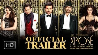 'The Xpose' Official Theatrical Trailer | Himesh Reshammiya, Yo Yo Honey Singh, Sonali Raut