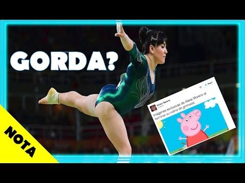 Gimnasta Mexicana es insultada por su físico en Olimpiadas Río de Janeiro