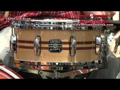 Gretsch Mark Schulman Signature Snare Drum - 6x13