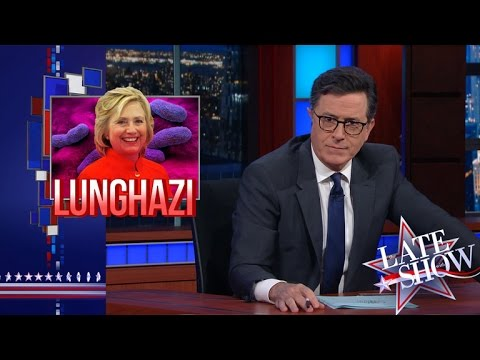 As The Lunghazi Scandal Rages, A Healthy Cartoon Hillary Speaks Out