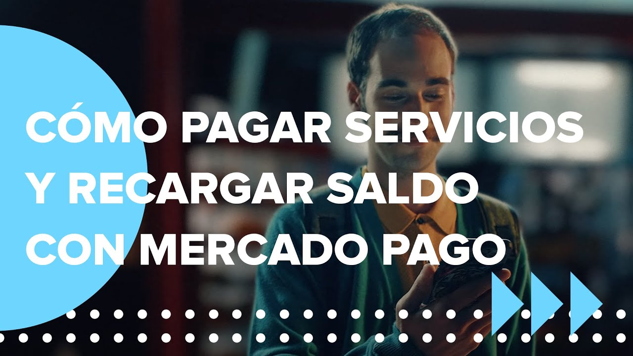 Cómo pagar servicios y recargar salgo con Mercado Pago  | México | Mercado Pago