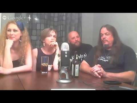 The Ra Men Podcast Ep 20with Ashley Paramore & Cristina Rad