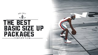 NBA 2K21 THE BEST BASIC SIZE UP PACKAGES