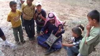 Bedouin Playing the Oud Part I - Peace Corps Jordan - 'Ajloun, Jordan Thumbnail