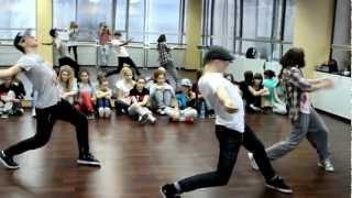 Workshop by Tolik Sachivko - Forward dance studio - Lyrical hip-hop - Jamala -- Find Me