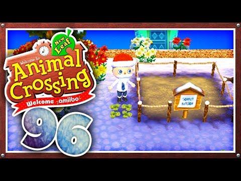 Viel zu viel Schnee! 🐶 #96 [Staffel 5] • Let's Play Animal Crossing New Leaf