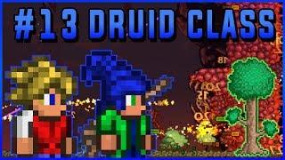 GRZYBY NISZCZĄ ŚCIANY - Terraria: Druid Class #13 (z Ryfkiem)