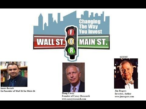 Doug Casey & Jim Rogers: Legendary Investors' Roundtable