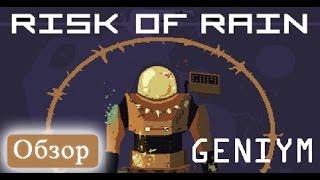 Обзор Risk of Rain
