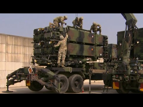 How U.S. Army in S. Korea is fending off threats from North