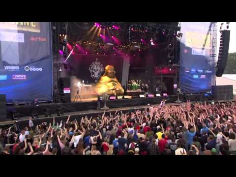 17. Rock Superstar @ Cypress Hill Live at Hurricane