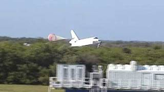 STS-132: Landing For Space Shuttle Atlantis At Kennedy Space Center