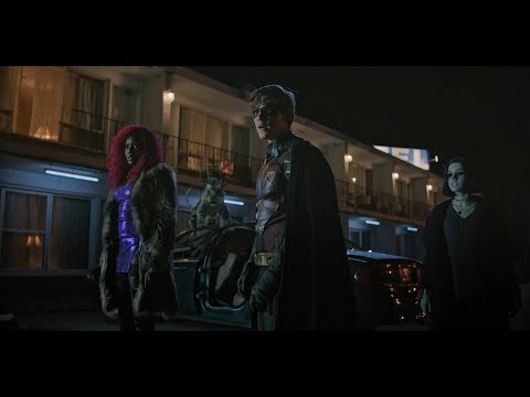 Titans | Team-Up | DC Universe | The Ultimate Membership