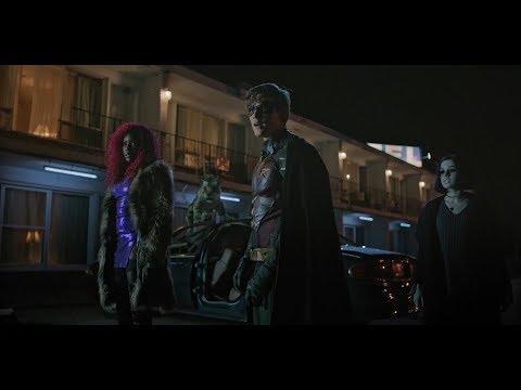 DC UNIVERSE | TITANS: TEAM-UP