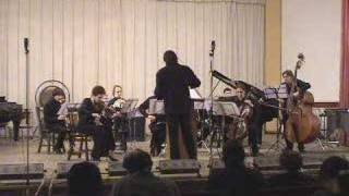 "Oleg Paiberdin: ""Flies of Argos"" for chamber ensemble"