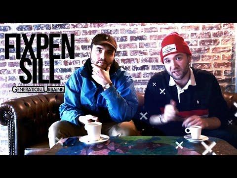 Youtube: Fixpen Sill:«On arrive encore à renouveller le rap aujourd'hui»