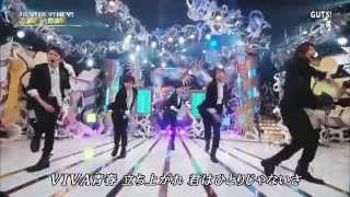 嵐(ARASHI)「GUTS 」Popular Male idol group in Japan!日本當紅偶像 ARASHI 検索動画 6
