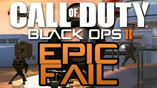 Call of Duty Black ops 2 Multiplayer: Enemy Fail