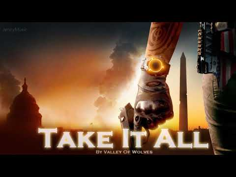 """EPIC ROCK  """"Take It All&39;&39; by Valley Of Wolves"""
