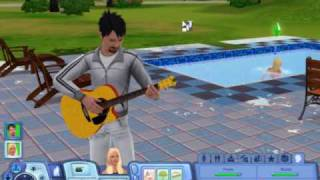 The Sims 3 PC Gameplay 2