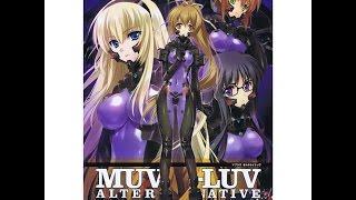 Muv Luv Alternative TSF Cross Operation vol5 artbook by Takamura Store