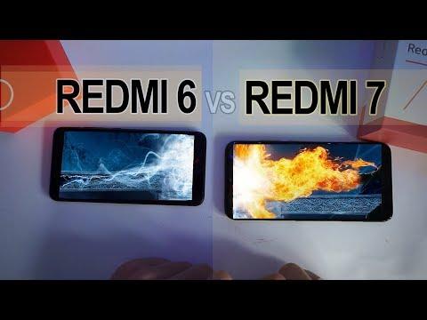 Сравнение Redmi 6 и Redmi 7: А НА САМОМ ДЕЛЕ ЛУЧШЕ ТО...