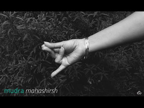 Alivia el dolor de cabeza (mudra mahashirsh)