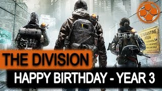 The Division 🔴 Celebrating 3 Years | Farming for Classifieds | PC Gameplay 1080p 60fps