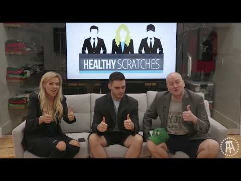 Healthy Scratches - May 15, 2018 feat. Rear Admiral