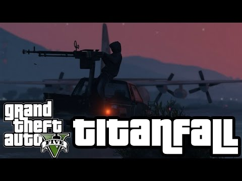 Titanfall | GTA 5 PC Cinematic (GTA V Machinima) Rockstar Editor Ultra Quality