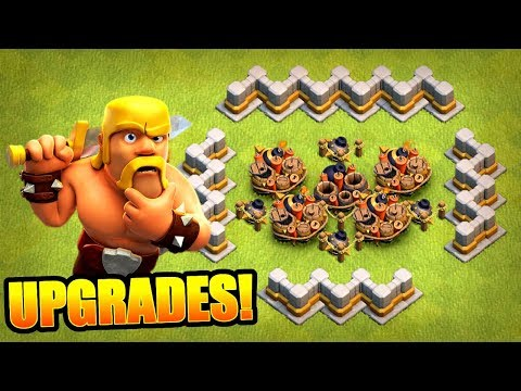 HOW MANY UPGRADES DO WE HAVE LEFT!? - Clash Of Clans