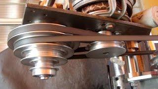 Fresadora Caseira (parte 5 de 7) - Milling Machine